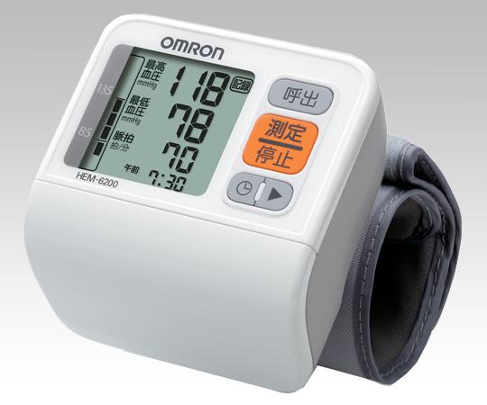 デジタル自動血圧計 (手首式) HEM-6200 オムロン