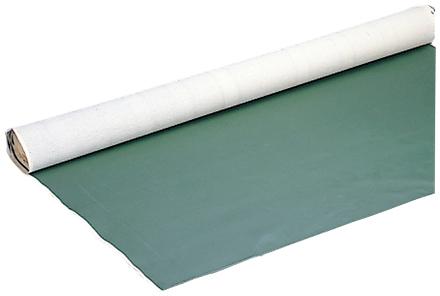 防水ゴム布(ラバーシーツ)サイズ:90cm×10m カラー:グリーン