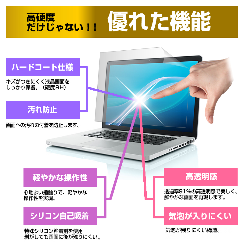 Mediacover Market 156 Inch Tempered Glass For Laptops The Same