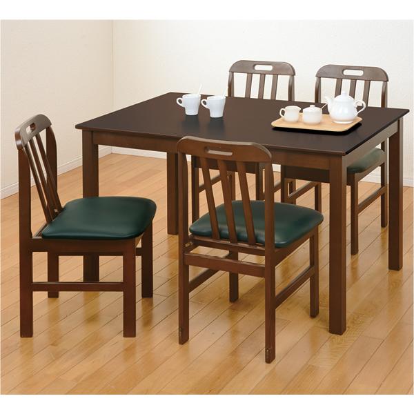 ダイニングテーブル&チェア<テーブル幅120>