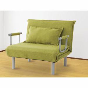 6段階リクライニングソファーベッド
