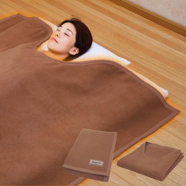 国産キャメル毛布<140×200(通常)>
