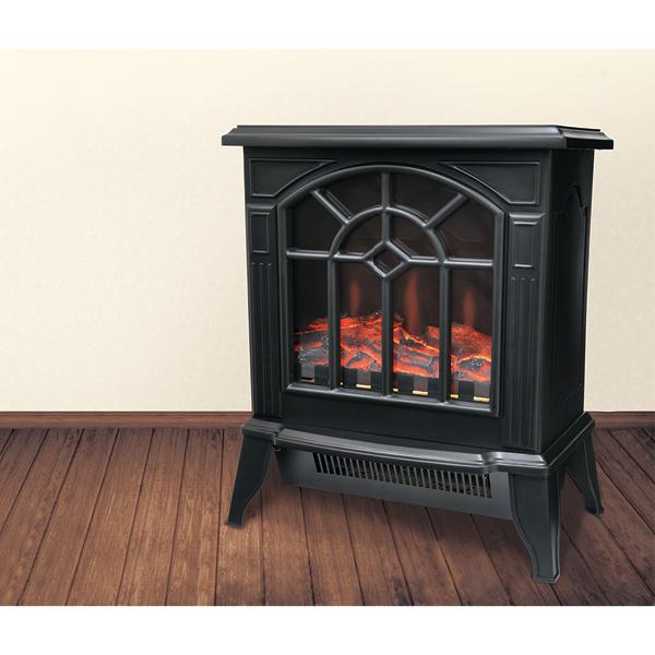 ベルソス 暖炉型ファンヒーター