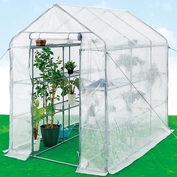 大きなビニール温室<スーパービッグ> WOST-214【送料無料】