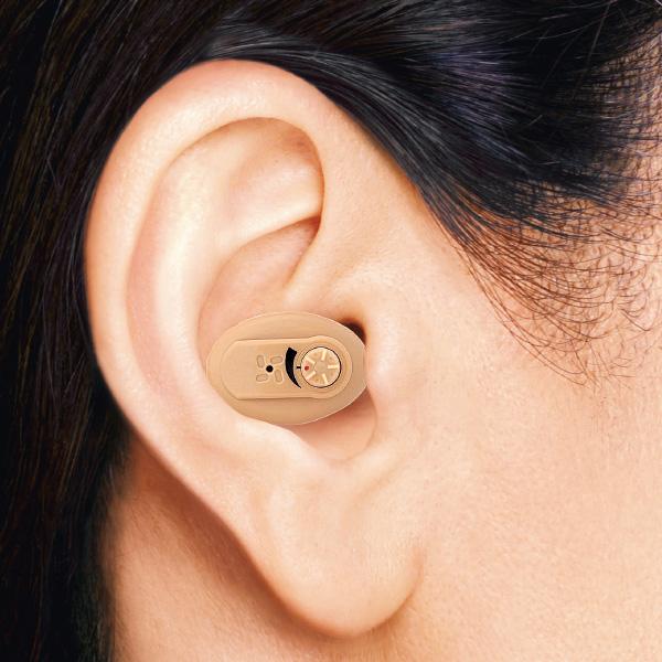 <ニコン・エシロール>耳あな型補聴器イヤファッションNEF-05<1個>【送料無料】