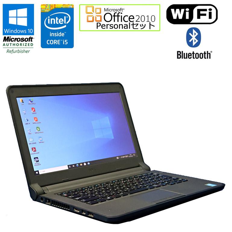 ワード エクセルが使えるMicrosoft Office マイクロソフトオフィス 驚きの値段で 2010付 WEBカメラ HDMI内蔵 おすすめ 第5世代Core i5 メモリ4GB HDD500GB搭載 中古 DELL LATITUDE 3350 Windows10 2010セット 90日保証 コンパク ドライブレス Personal 5200U HDD500GB HDMI 13.3インチ Wi-Fi 初期設定済 2.20GHz ミニPC Microsoft Core