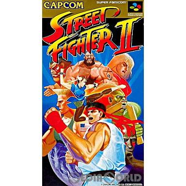 [SFC] Street Fighter II (STREET FIGHTER 2 The World Warrior)(19920610)