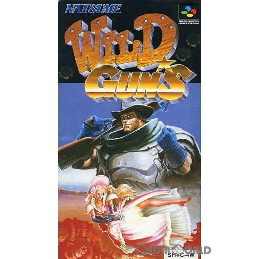 【中古】【箱説明書なし】[SFC]ワイルドガンズ(WILD GUNS)(19940812)