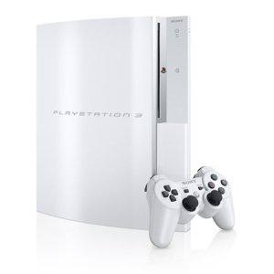【中古】[本体][PS3]PLAYSTATION 3 プレイステーション3 80GB セラミック・ホワイト(CECH-L00CW)(20081130)