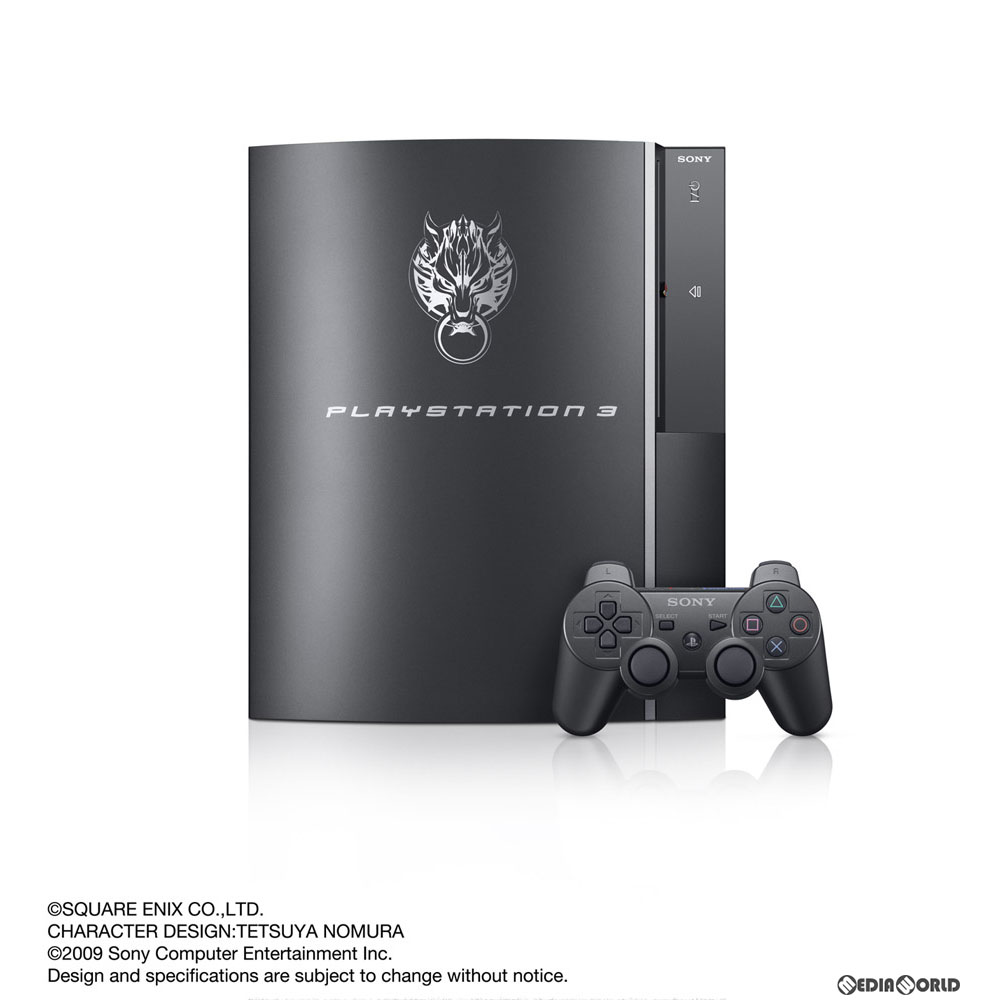 【中古】【B品】[本体][PS3]FINAL FANTASY VII ADVENT CHILDREN COMPLETE PlayStation3 Cloud Black HDD 160GB特別仕様+「FINAL FANTASY XIII」 Trial Version Set(ACCP-34031)(20090416)