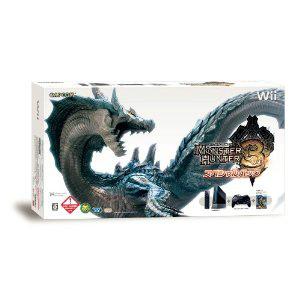 【中古】[本体][Wii]モンスターハンター3(トライ) スペシャルパック (Wii(クロ)(Wiiリモジャケ同梱)&クラコンPRO(クロ)同梱)(RVL-S-KHMH)(20090801)