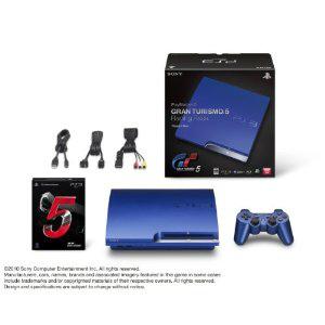 【中古】[本体][PS3]PlayStation3 160GB GRAN TURISMO 5 RACING PACK(プレイステーション3 160GB グランツーリスモ5 レーシングパック)(20101125)