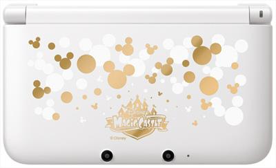 【中古】[本体][3DS]ディズニー マジックキャッスル マイ·ハッピー·ライフ 限定パック(ニンテンドー3DS LL本体同梱)(SPR-S-WFCC)(20130801)