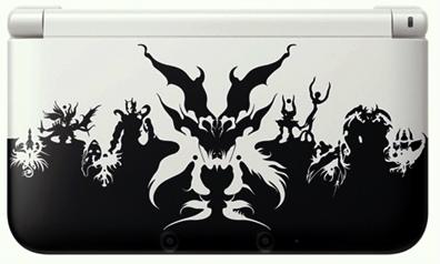 【中古】[本体][3DS]真・女神転生IV 限定モデル(SPR-S-WDDM)(ニンテンドー3DSLL限定本体同梱)(20130523)