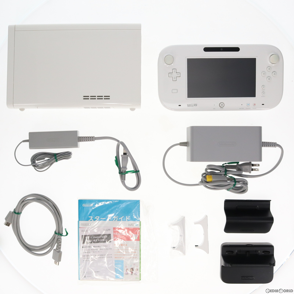 Nintendo Wii U プレミアムセット SHIRO