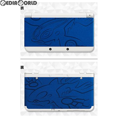 【中古】[本体][3DS]ポケモンセンター限定 Newニンテンドー3DS カイオーガ エディション(KTR-S-WCAA)(20141121)