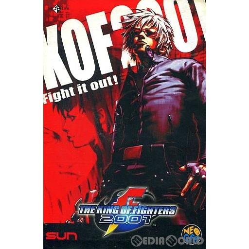 【中古】【表紙説明書なし】[NG]ザ・キング・オブ・ファイターズ2001(THE KING OF FIGHTERS'2001/KOF'2001) NEOGEO ROM版(ネオジオロム)(20020314)