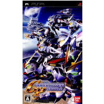 [PSP]SD高達GGENERATION PORTABLE(G世代手提式)(20060803)