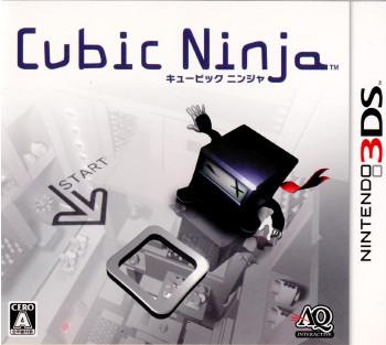 【中古】[3DS]Cubic Ninja(キュービック ニンジャ)(20110407)