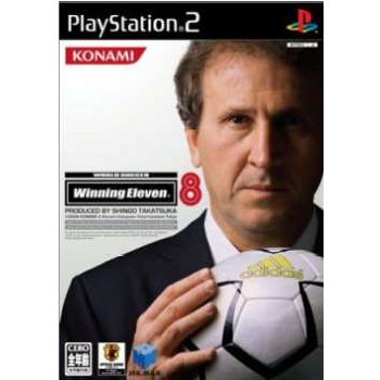 [PS2] world soccer winning eleven 8(World Soccer Winning Eleven 8)(20040805)