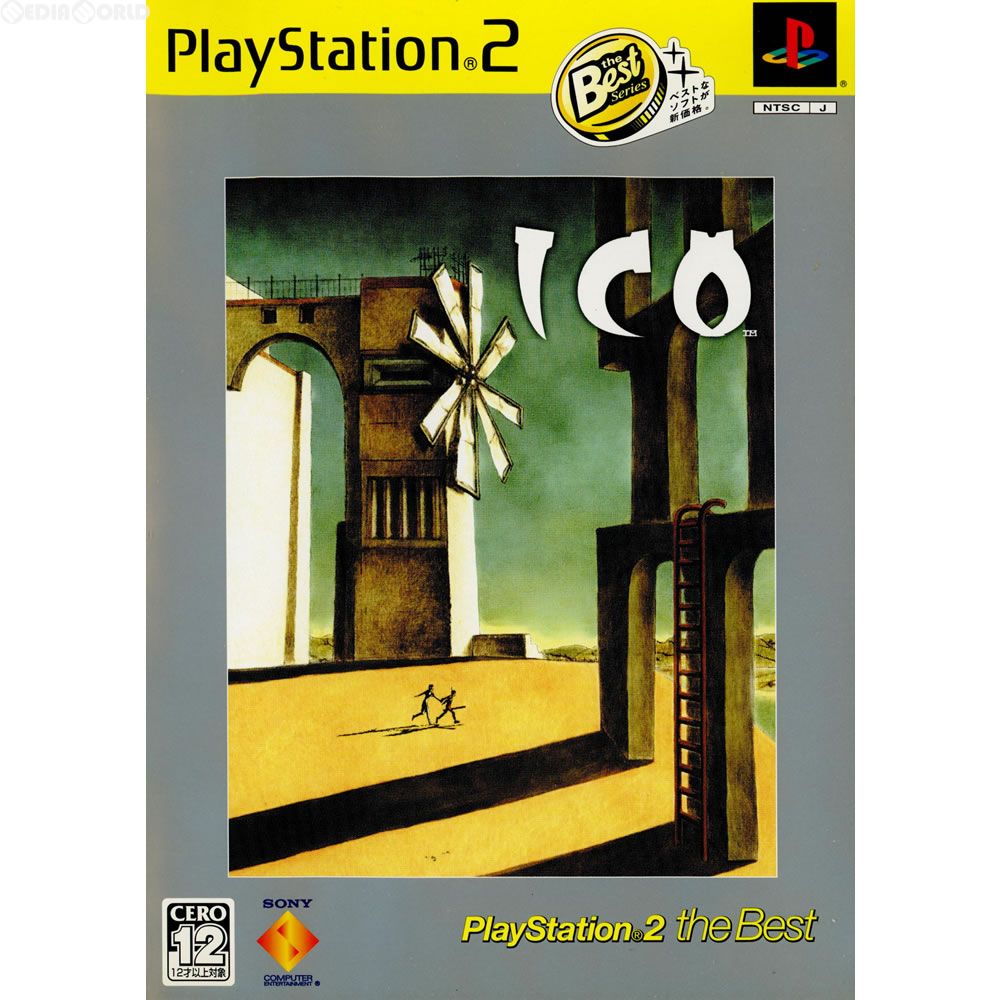 ico playstation 2