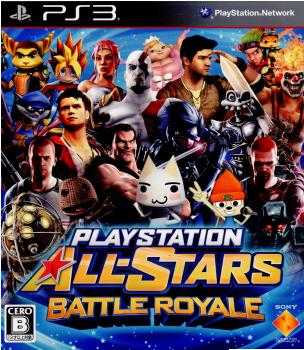 [PS3]PlayStation全明星·大混战(PLAYSTATION ALL-STARS BATTLE ROYALE)(20130131))
