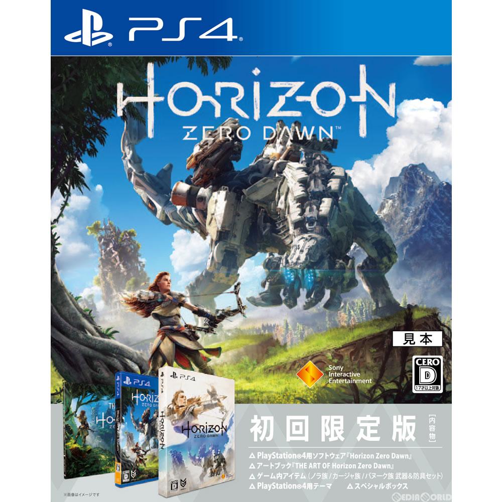 [PS4]Horizon Zero Dawn(地平線零唐)初次限定版(20170302)
