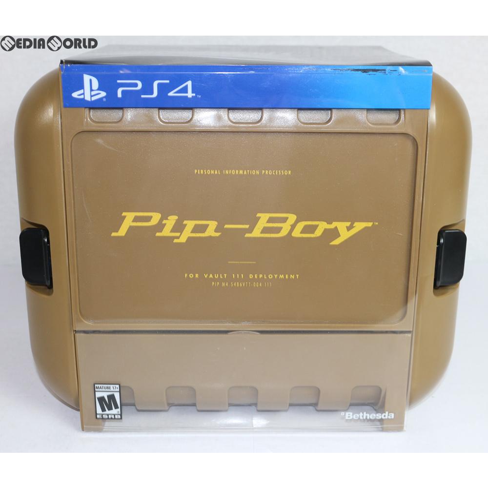 【中古】[PS4]Fallout 4 Pip-Boy Edition(フォールアウト4 Pip-Boy エディション)(限定版)(北米版)(20151110)