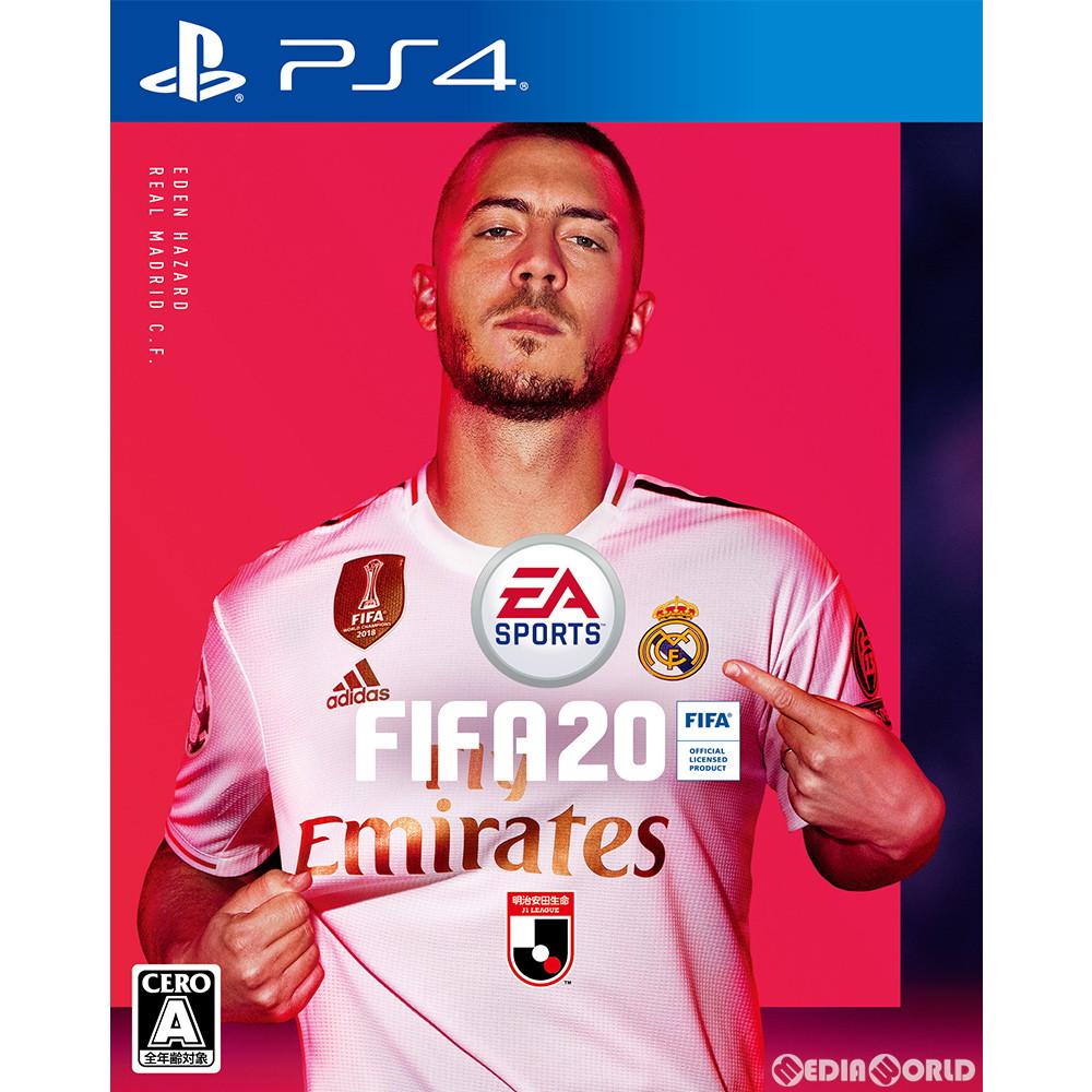 【新品】【お取り寄せ】[PS4]FIFA 20 通常版(20190927)