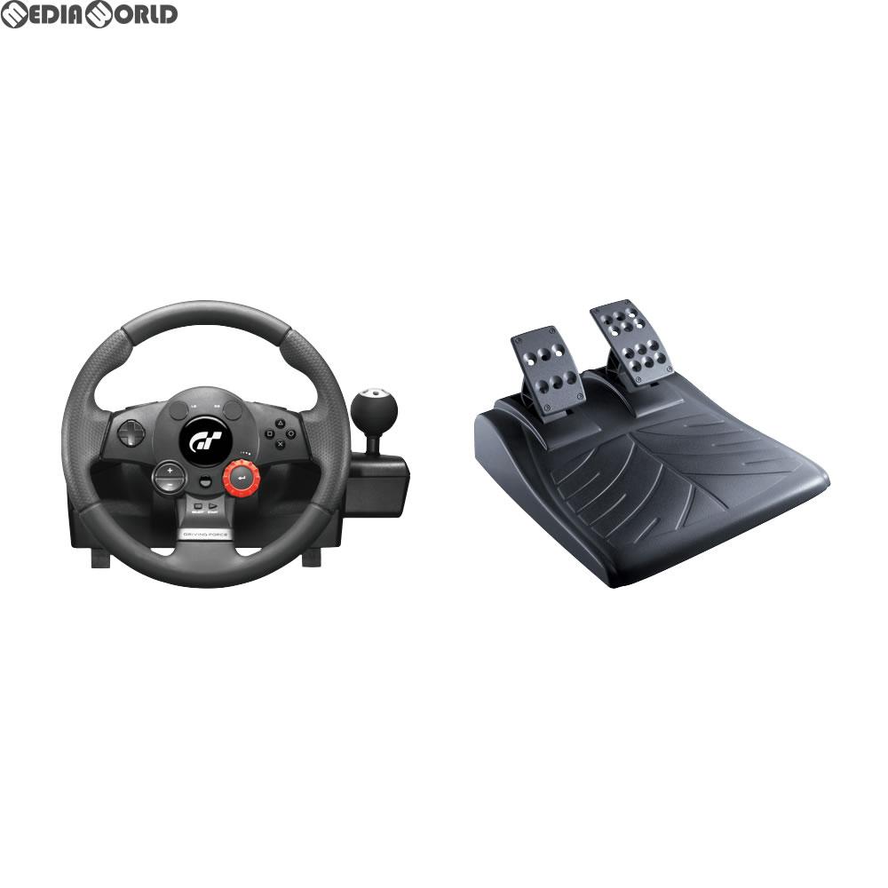 【中古】[ACC][PS3]ドライビングフォースGT(Driving Force GT) Logicool(ロジクール)(LPRC-14500)(20101125)