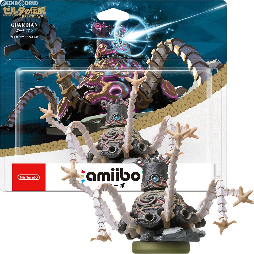 [ACC][Switch]amiibo(amibo)保护者(zeruda的传说系列)任天堂(NVL-C-AKAM)(20170303)