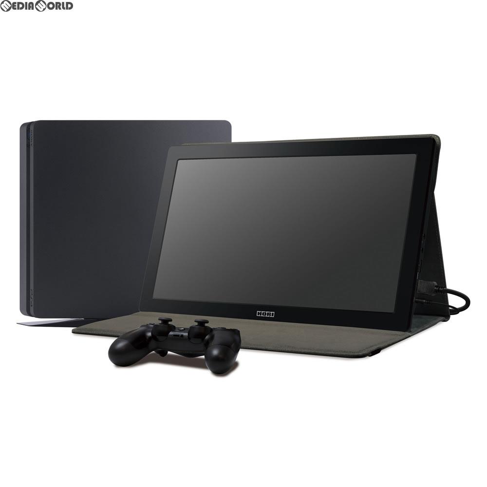 【新品】【お取り寄せ】[ACC][PS4]Portable Gaming Monitor(ポータブルゲーミングモニター) for Playstation4 HORI(PS4-087)(20171026)