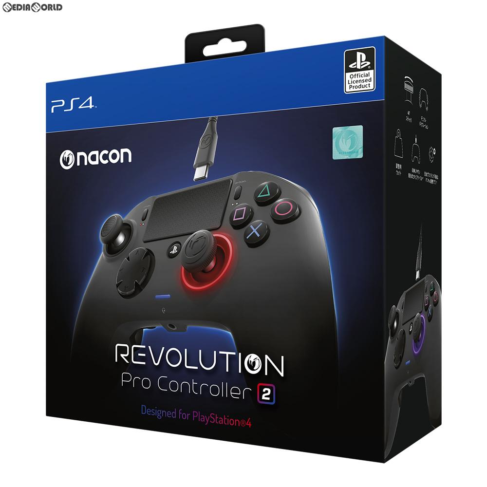 【新品即納】[ACC][PS4]レボリューション プロ コントローラー2(Revolution Pro Controller 2) Bigben Interactive(BB-4431V2)(20180726)