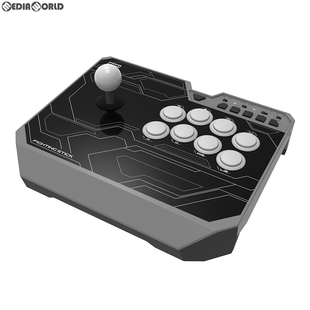 [ACC] [PS4] fighting stick for PlayStation4 / PlayStation3 / PC  HORI(PS4-129)(20190620)