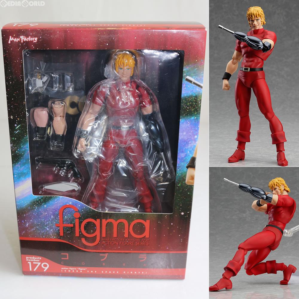 Max Factory figma 179 Cobra THE SPACE PIRATE Cobra Figure