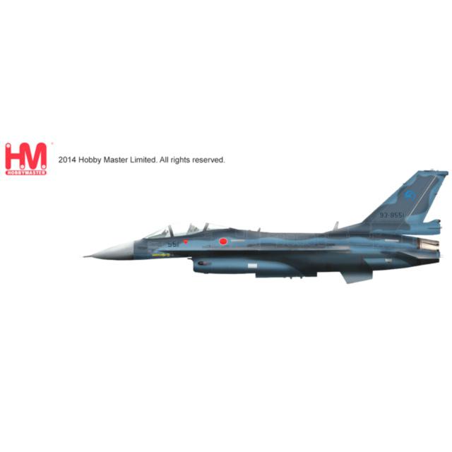 新品即納PTM HA2711 1 72 航空自衛隊F 2A支援戦闘機飛行開発実験団完成品 ホビーマスター 2014K1c3JlFT