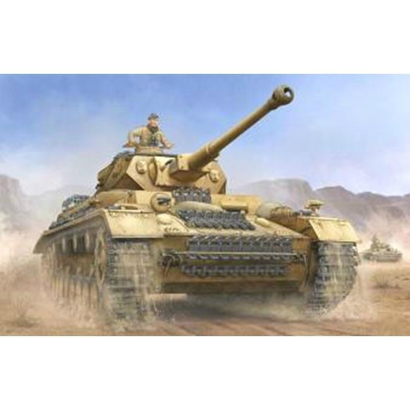 【新品即納】[PTM]00919 1/16 ドイツ軍 IV号戦車F2型 プラモデル トランペッター(20160324)