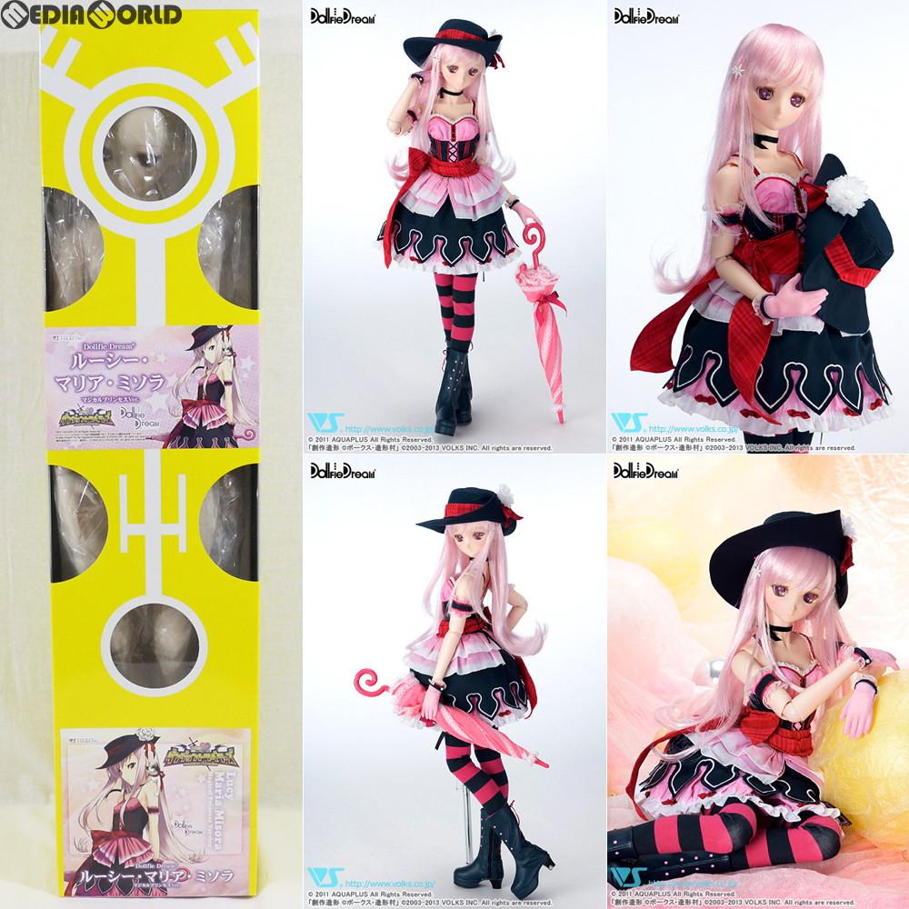 【中古】[FIG]Dollfie Dream(ドルフィードリーム) DD ルーシー・マリア・ミソラ マジカルプリンセスVer. ToHeart2(トゥハート2) ダンジョントラベラーズ 完成品 ドール ボークス(20130310)