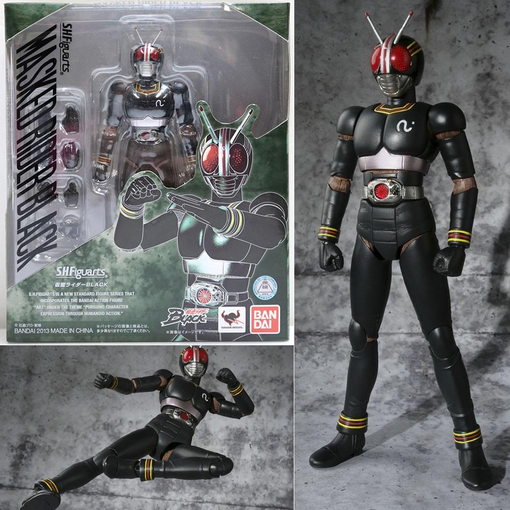 S.H Figuarts Masked Rider BLACK