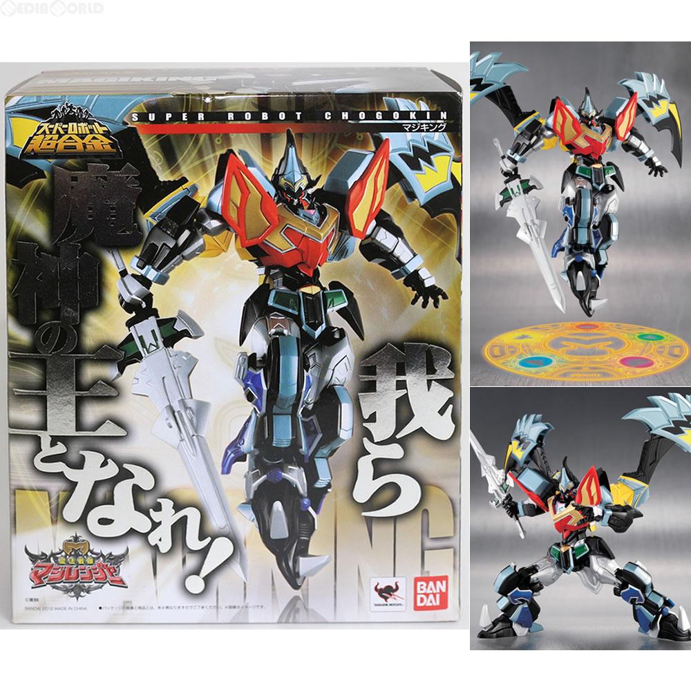 Super Robot Chogokin Mahou Sentai Magiranger Maji King Bandai FROM JAPAN