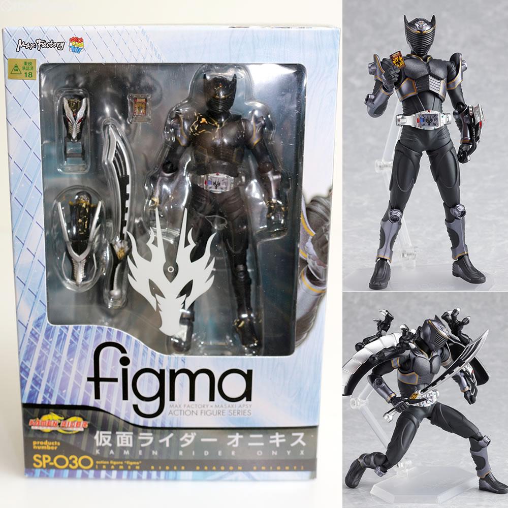 [FIG]figma(figuma)SP-030假面骑士缟玛瑙假面骑士龙骑士成品花样滑冰MAX FACTORY(20110601)