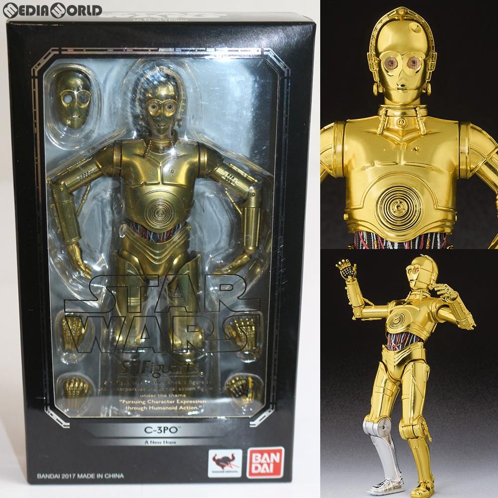 Figuarts C-3PO STAR WARS Bandai Japan NEW *** A NEW HOPE SH S.H