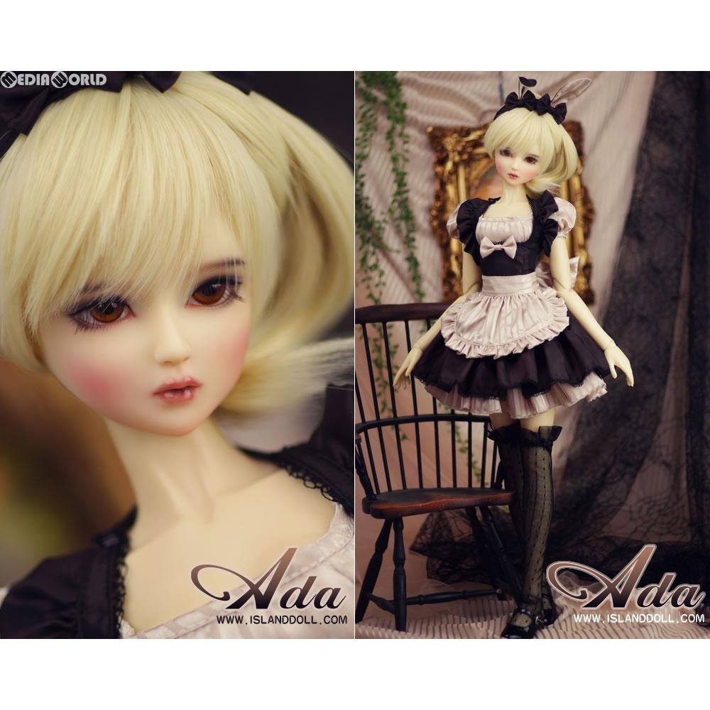 【新品即納】[FIG]59cm Ada(メイド エイダ) フルセット 1/3完成品 ドール Island Doll(20170731)