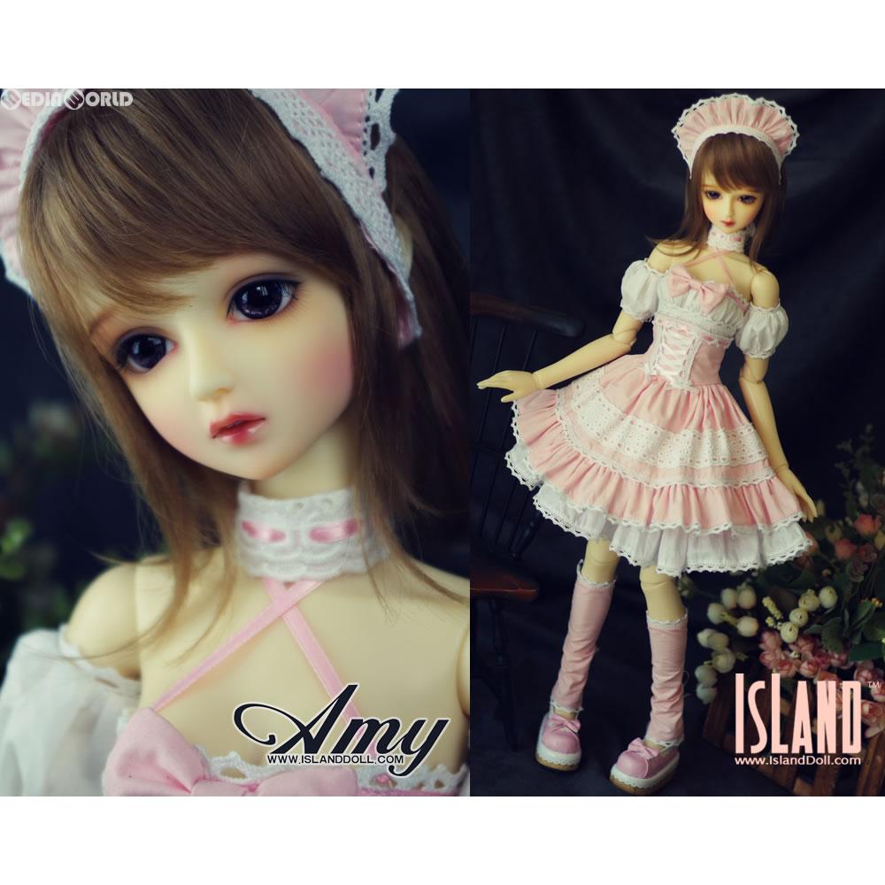 【新品即納】[FIG]59cm Amy(メイド エイミー) フルセット 1/3完成品 ドール Island Doll(20170731)