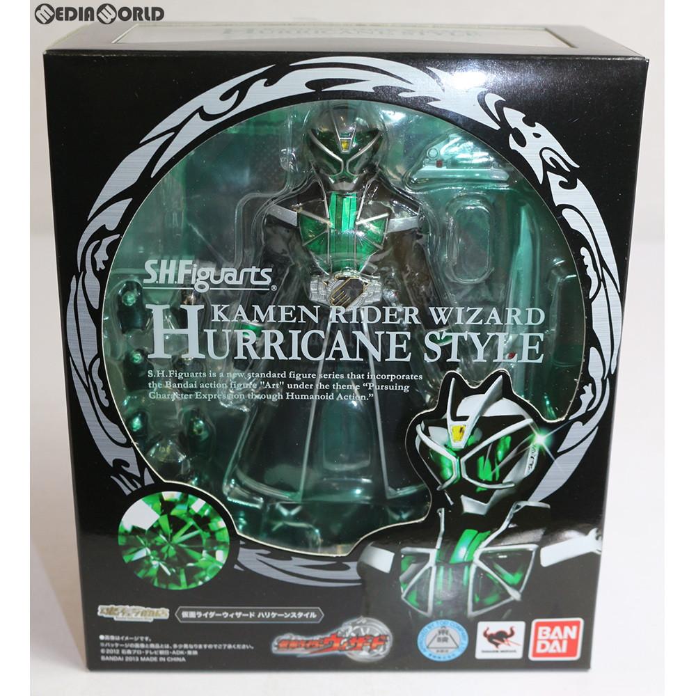 Figuarts Kamen Rider Wizard Hurricane Style Soul Web Limited S.H