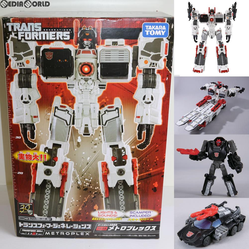 [TOY] Transformer generation TG-23 metro PLEX completion toy TAKARA TOMY  (20130928)