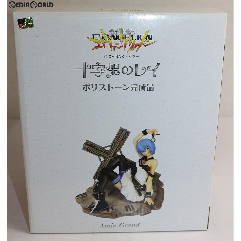 【中古】[FIG]十字架のレイ 新世紀エヴァンゲリオン 1/6 完成品 フィギュア アミエ・グラン(20111209)