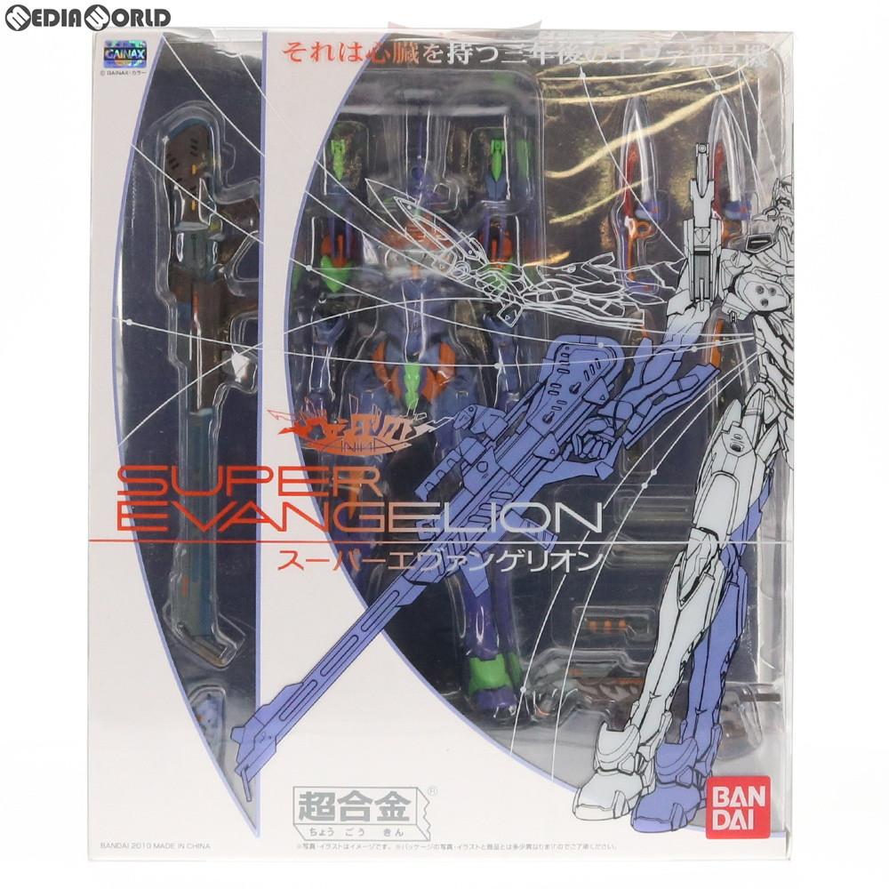 【中古】[TOY]超合金 エヴァンゲリオン-ANIMA- スーパーエヴァンゲリオン 新世紀エヴァンゲリオン-ANIMA- 完成トイ バンダイ(20100327)