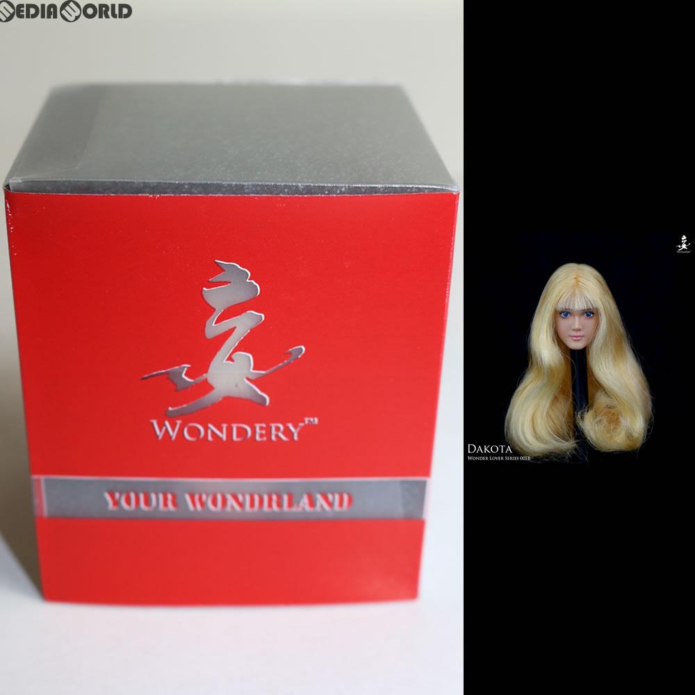 【中古】[FIG]1/6女性ヘッド ワンダーラバーシリーズ005B ダコタ ドール用ヘッド(WLS005B) ワンダリー(20170929)