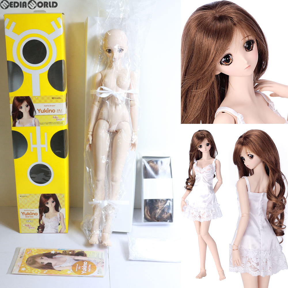 【中古】[FIG]DDギャザリング・2011 Dollfie Dream(ドルフィードリーム) DD ユキノ 2nd Ver. スタンダードモデル ドール ボークス(20111022)
